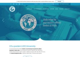 Ligsuniversity.cz thumbnail