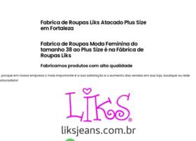 Liksjeans.com.br thumbnail