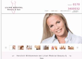 Lilian-medical.de thumbnail