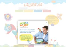 Lilibi.si thumbnail