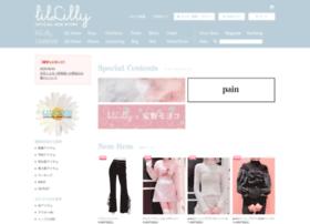 Lillillystore.jp thumbnail