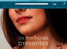 Lillyth.com.br thumbnail