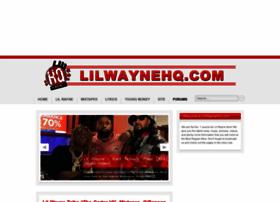 Lilwaynehq.com thumbnail