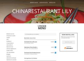 Lilychinarestaurant.de thumbnail