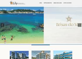 Lilyconstrutora.com.br thumbnail