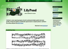 Lilypond.org thumbnail