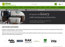 Limekitchenandbathroom.co.uk thumbnail