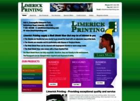 Limerickprinting.ie thumbnail