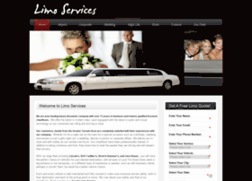 Limo-services.ca thumbnail