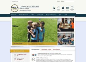 Lincolnacademy.net thumbnail