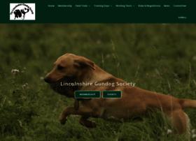 Lincsgundogs.co.uk thumbnail