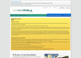 Lincshomefinder.co.uk thumbnail