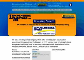 Lincsmotors.co.uk thumbnail