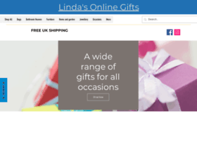 Lindasonlinegifts.co.uk thumbnail