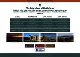 Lindisfarne.org.uk thumbnail