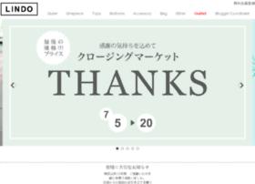 Lindo-shop.jp thumbnail