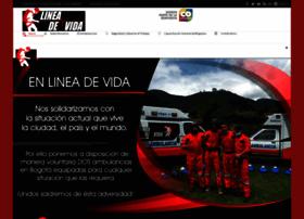 Lineadevida.com.co thumbnail