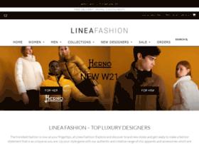 Lineafashion.com thumbnail