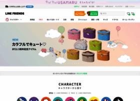 Linefriends.jp thumbnail