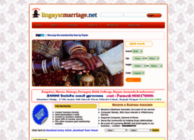 Lingayatmarriage.net thumbnail