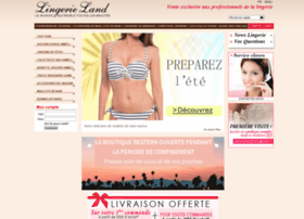 Lingerieland.fr thumbnail