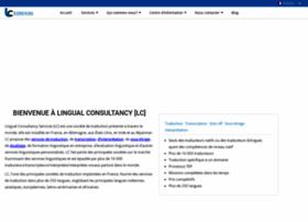 Lingualconsultancy.fr thumbnail