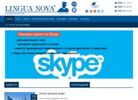 Linguanova.com.ua thumbnail