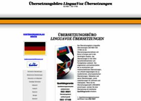 Linguavox.de thumbnail