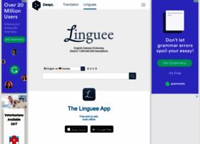 Linguee.com thumbnail
