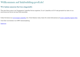 Linkbuilding-profi.de thumbnail