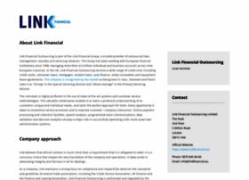 Linkfinancial.co.uk thumbnail