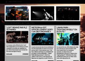 Linkinpark.fr thumbnail