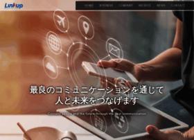 Linkup-world.co.jp thumbnail