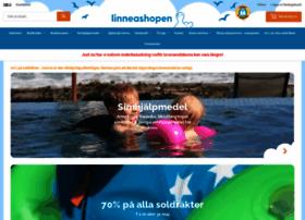 Linneashopen.se thumbnail