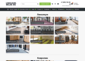 Linoleum-sklad.ru thumbnail