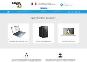 Linux-shop.fr thumbnail