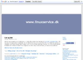 Linuxservice.dk thumbnail