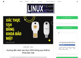 Linuxteamvietnam.us thumbnail