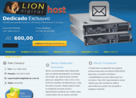 Liondigitalhost.com.br thumbnail