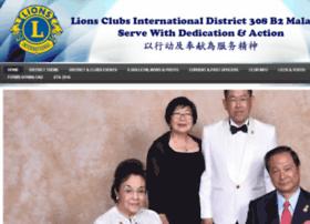 Lions308b2.org thumbnail