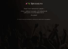 Lipiciosii.ro thumbnail