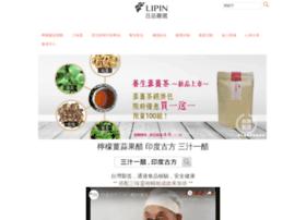 Lipinselect.com.tw thumbnail