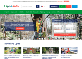 Lipno.info thumbnail