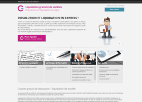 Liquidation-societe-gratuite.net thumbnail