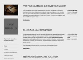 Lire-et-merveilles.fr thumbnail