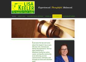 Lisakeeler.com thumbnail