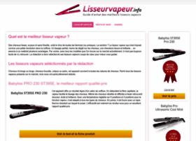 Lisseur-vapeur.info thumbnail