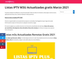 Listasiptvplus.org thumbnail