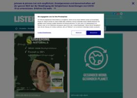 Listerine.de thumbnail