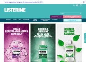 Listerine.ru thumbnail